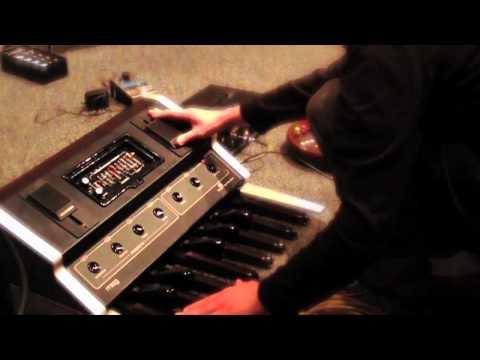 David Lynch In-Studio Footage