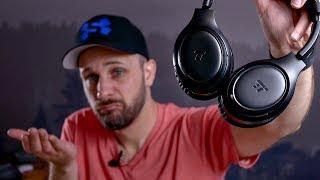 Taotronics Active Noise Cancelling Headphones Super Review