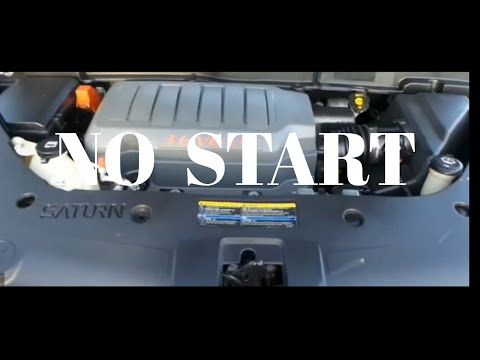 Troubleshooting A No Start 2007 SATURN  OUTLOOK Won't Crank…DIY Solved…