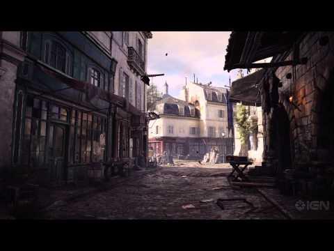 Assassin's Creed: Unity Teaser Trailer