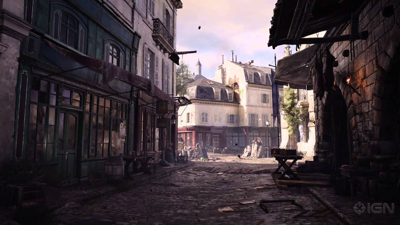 Assassin S Creed Unity Teaser Trailer Youtube