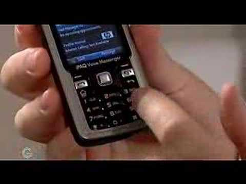 GC Season 2 - Ep. 7 - HP IPAQ 510 Voice Messenger