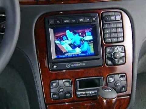 Aux usb ipod iphone adapter s class 2000 2003 mercedes for Mobridge bluetooth mercedes benz