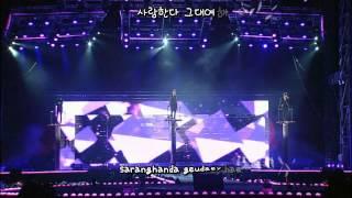 JYJ - Nine [eng + rom + hangul + karaoke sub]