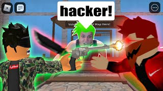 ROBLOX Murder Mystery 2 Funny Moments #3