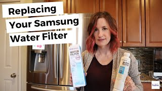 Replacing Your Samsung Water F…