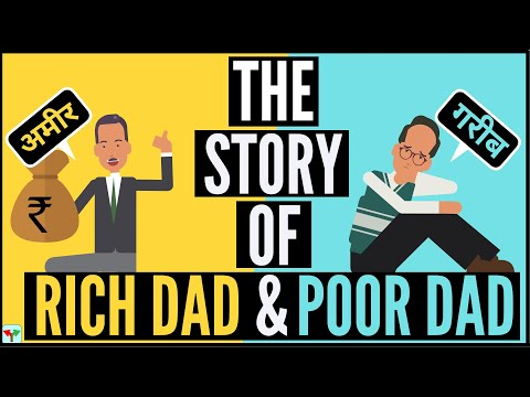 the-story-of-rich-dad-poor-dad-in-hindi-robert-kiyosaki-book-rich-dad-poor-dad-book-summary-in-hindi