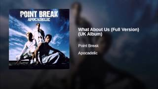 What About Us (Full Version) (UK Album)