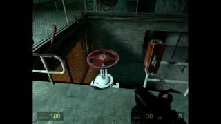 Half-Life 2 beta (leak) - d1_town_03