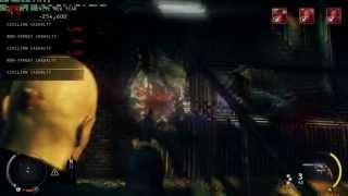 EVGA GTX 780 - Hitman Absolution - 8XMSAA - 1080p
