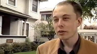 Young Elon Musk featured in documentary about millionaires (1999)