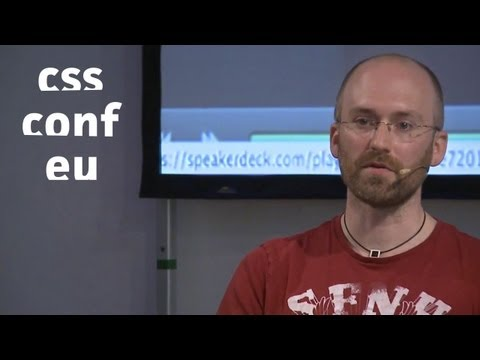 """[CSSconf.eu 2013] Mike West - XSS. (No, the _other_ """"S"""")"""