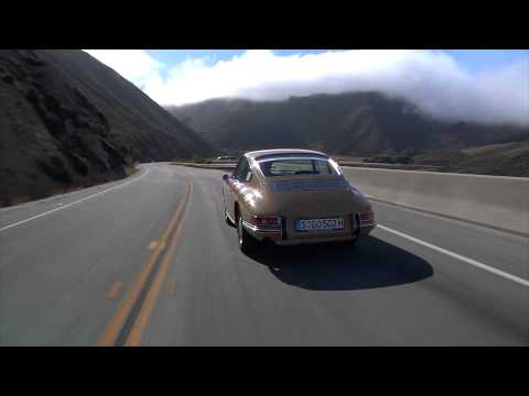 On Balance With Vic Elford in the Around the World Porsche 911 - Pebble Beach