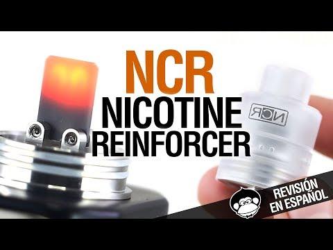 NCR RDA Nicotine Reinforcer ¿SIN RESISTENCIAS? revisión