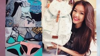 Travel Essentials: What's in my Carry-On & Cali Meetup?? Thumbnail
