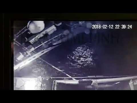 Εμβολισμός του ελληνικού σκάφους «Γαύδος» από τουρκική ακταιωρό στα Ίμια 2/2