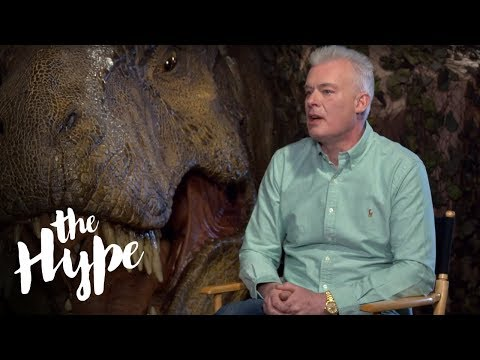 Creatures FX Designer Neal Scanlan on Creating The Jurassic World | The Hype | E!