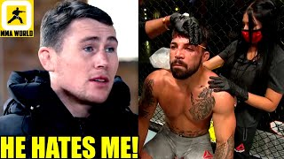 Darren Till reveals why he isn't cornering Mike Perry this Saturday in his fight at UFC 255,Cody