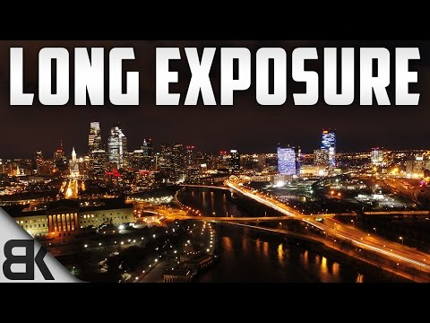 How To Take Stunning Long Exposure Photos With Your Drone