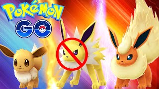 Pokemon Go - EEVEe FINAL EVOLUTION CHEAT/GLITCH REMOVED NEW UPDATE!