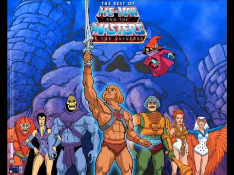 He-Man - Masters of the Universe (Full Theme) HQ