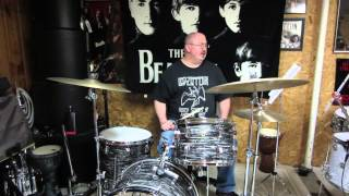 Baixar The Beatles Day Tripper - Drum Performance & Explanation