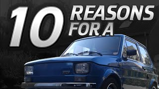 10 Reasons Why You Should Buy A Fiat 126p