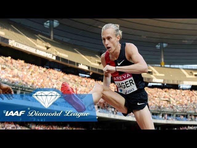 世界トップの3000mSCの選手はハ...