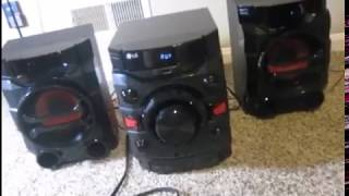 LG STEREO REVIEW