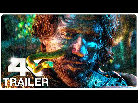 TOP UPCOMING FANTASY MOVIES 2021 (Trailers)