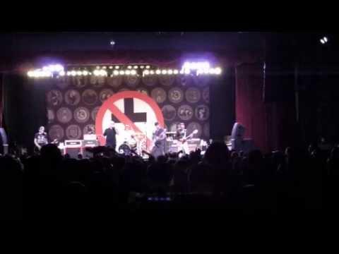 Bad Religion @ Marquee Theatre, Tempe AZ 04/10/2015