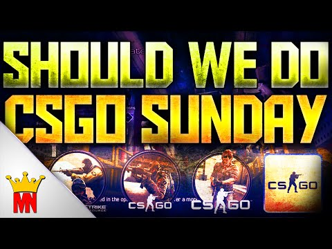 Call of Duty Ghosts(Should We have CSGO Sunday Seriers!)#CSGO
