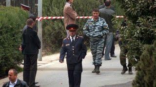 Видео с места убийства 17 военых в Душанбе(В итоге преследования этой группы была найдена и изъята крупная партия военного снаряжения и орудия. Орган..., 2015-09-04T18:43:09.000Z)