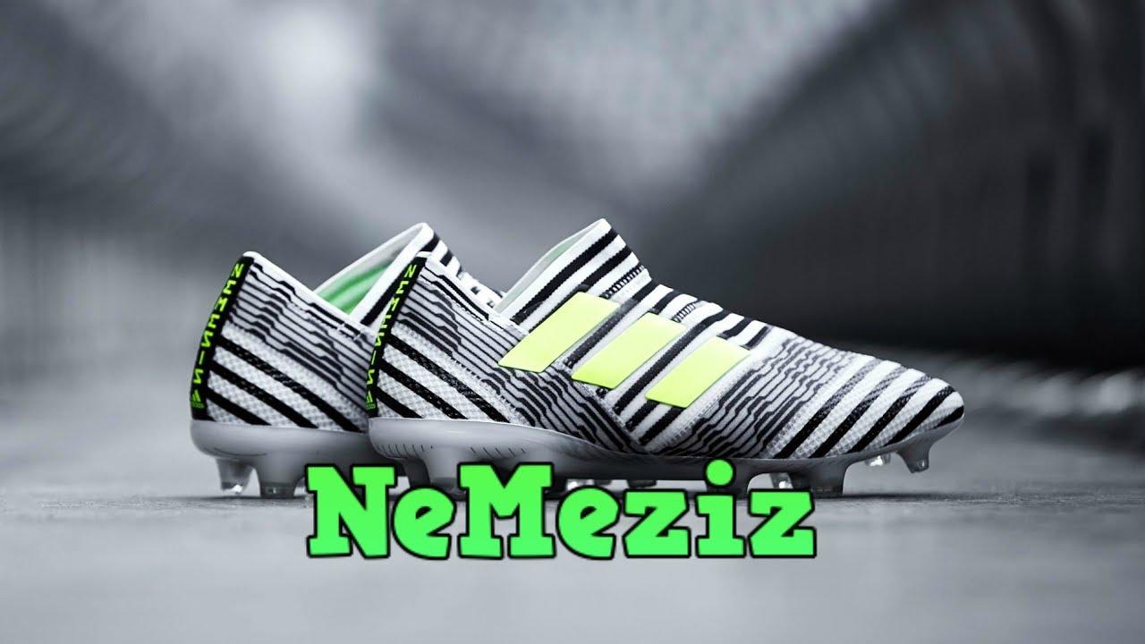 a un precio razonable precio loco atarse en Los nuevos zapatos de Messi NeMeziz 2017