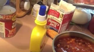 Hot Dog Casserole Wacky Family Recipe