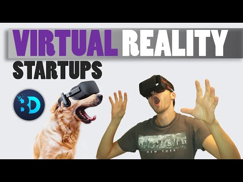 Startup Trends - How to Start a Virtual Reality Business