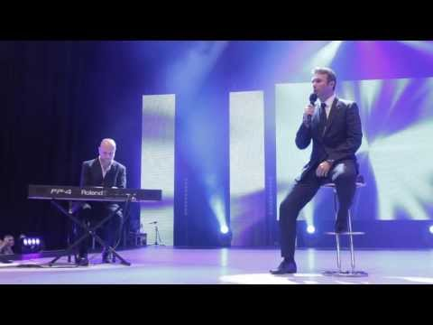 Jonathan Wilkes and Tap Attack's Matthew Hill Move IT 2013
