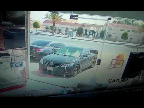 Fool Riyadh thieves caught by cctv camera