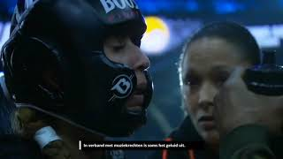 Ouassima VS Zwanetta - Boxing Influencers (Full Match)