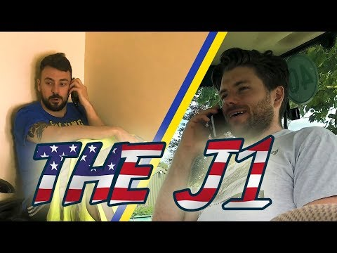 The 2 Johnnies – The J1 | Comedy Sketch