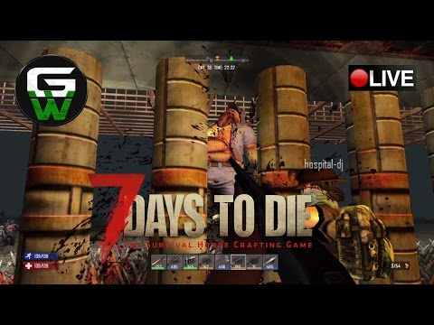 7 Days To Die Base Expansions & Exploring Road to 500 Subs