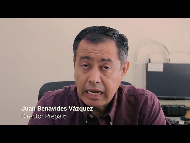 SSyPC implementa acciones de prevención del delito en la Escuela Preparatoria no. 6 de Chiapas