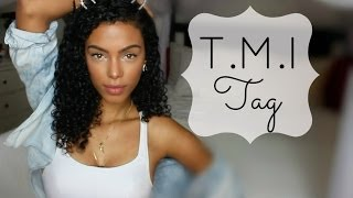 T.M.I Tag: Get to Know Me! | SunKissAlba