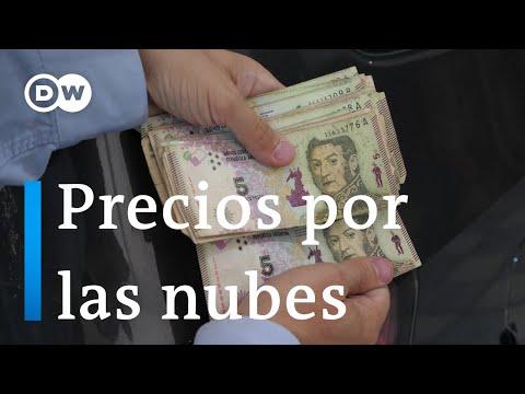 Argentina bate récords de inflación