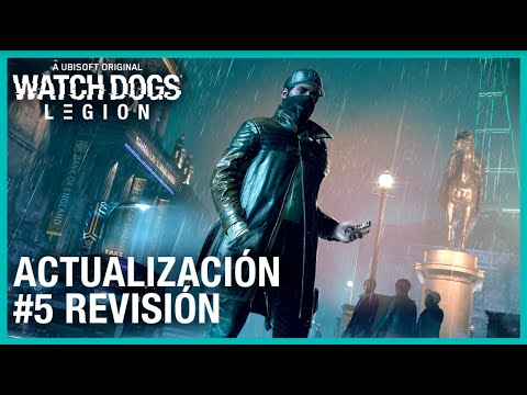 Watch Dogs: Legion – Repaso a la Actualización #5   Ubisoft LATAM