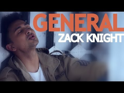 Zack Knight - General | Offical Audio Song thumbnail
