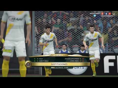 PLAYSTATION VR-CAMBIOS PARA FIFA 17   ESTO ES UN JUEGO SEÑORES