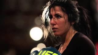 The Ultimate Fighter: Randa Markos Quarterfinals Practice Highlights