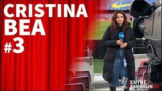 ENTRE BAMBALINAS | Cómo vivió Cristina Bea el turbulento VALENCIA-GETAFE | Diario AS