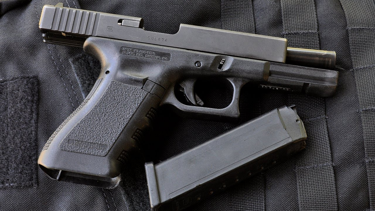 Glock 17 Third Generation 9x19mm
